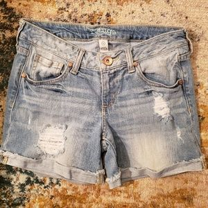 Denim Shorts (Jean Shorts)